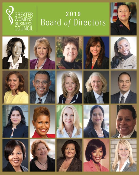 The Greater Women's Business Council Announces New Board Chair
