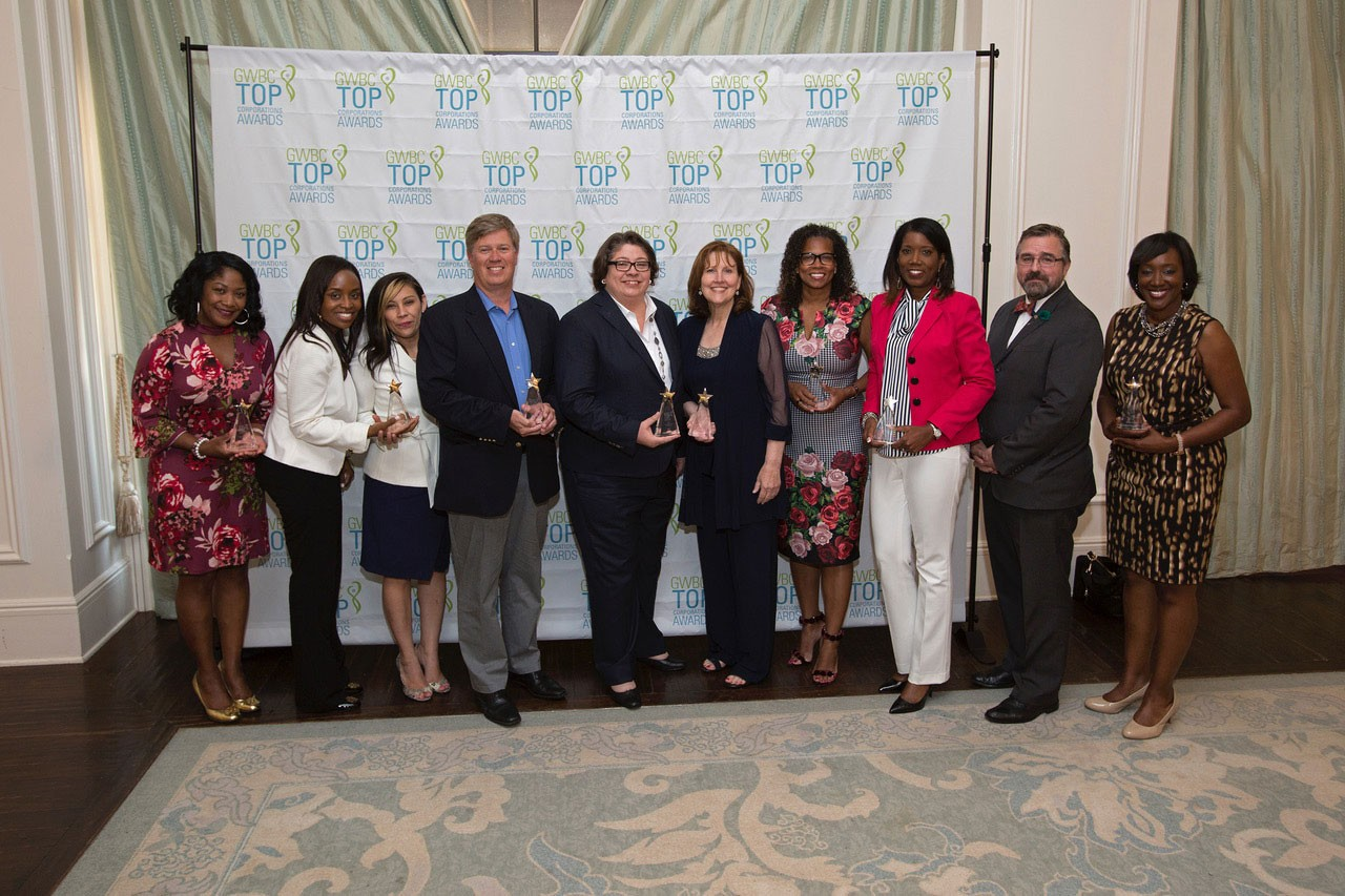 The Greater Women's Business Council Announces Region's 2019 TOP Corporations