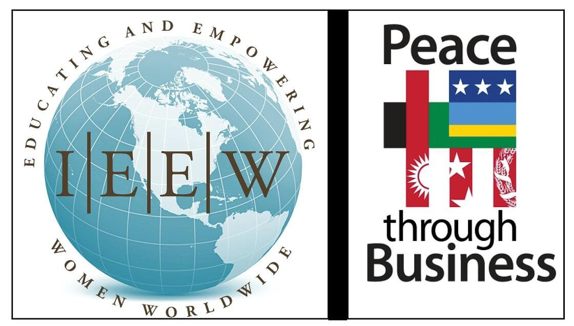 ANNOUNCING THE PEACE THROUGH BUSINESS PODCAST!
