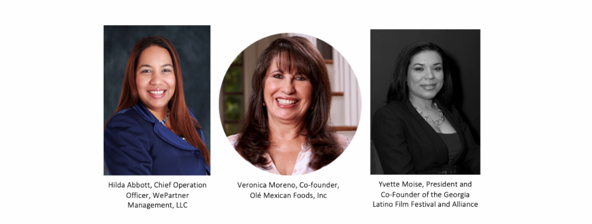 LATINA Style Inc. Recognized Veronica Moreno, Co-founder, Olé Mexican Foods, Inc. with
